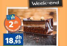 Offre Spécial Week-end chez Marjane valable Jusqu'au 24 Janvier 2021