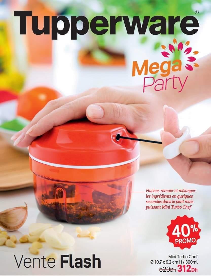 Catalogue Tupperware Maroc Spéciale Semaine 2 Jusqu'au 10 Janvier 2021