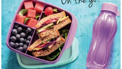 Catalogue Promotionnel Tupperware Maroc ON THE GO! Jusqu'au 28 Février 2021