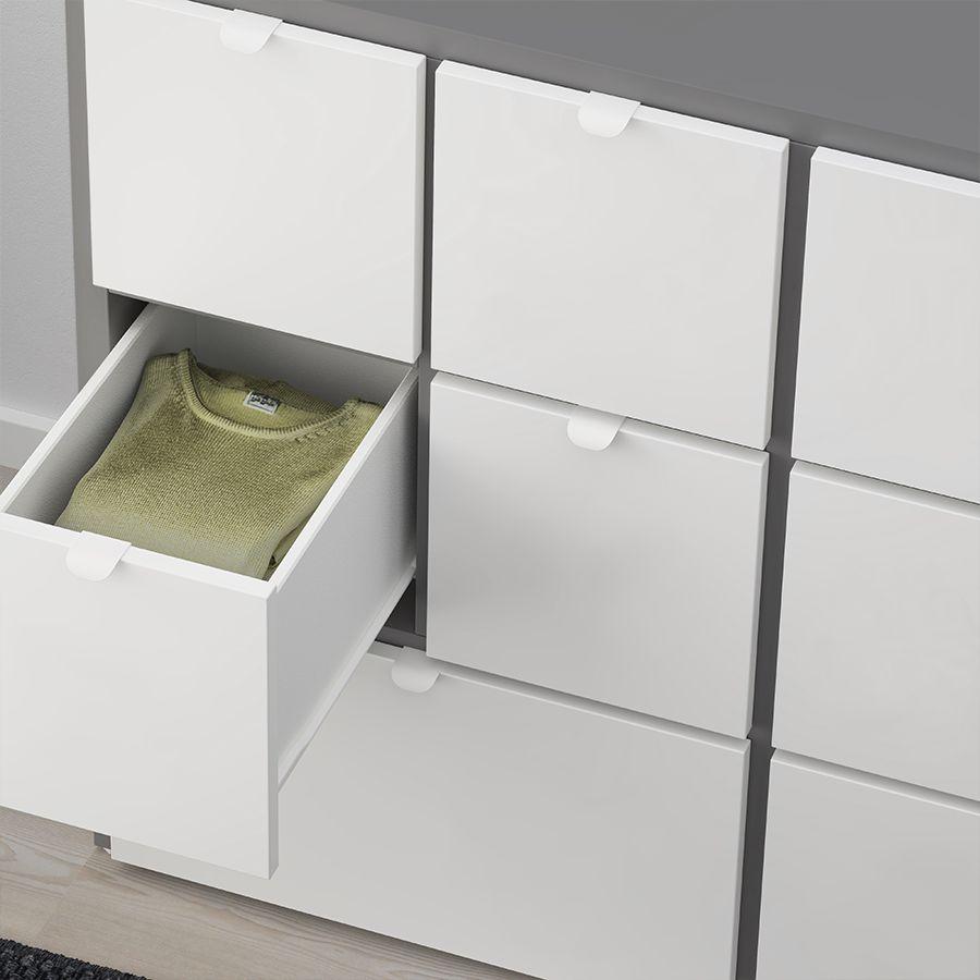 Soldes Ikea Family Commode 8 tiroirs VISTHUS 1995Dhs au lieu de 2495Dhs
