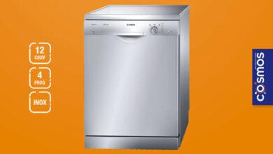 Super Promo Cosmos Electro Lave vaisselle BOSCH 12c 3199Dhs au lieu de 3999Dhs