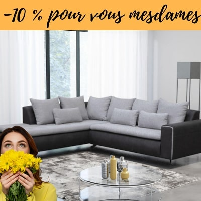 Happy Women's Day chez Ambiance Design -10% Off Jusqu'au 18 Mars 2021