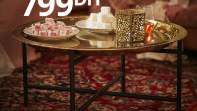 Nouvelle Collection LJUVARE chez Ikea Spécial moi de Ramadan