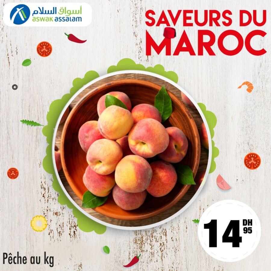 Votre Marché Frais chez Aswak Assalam sélection SAVEUR DU MAROC