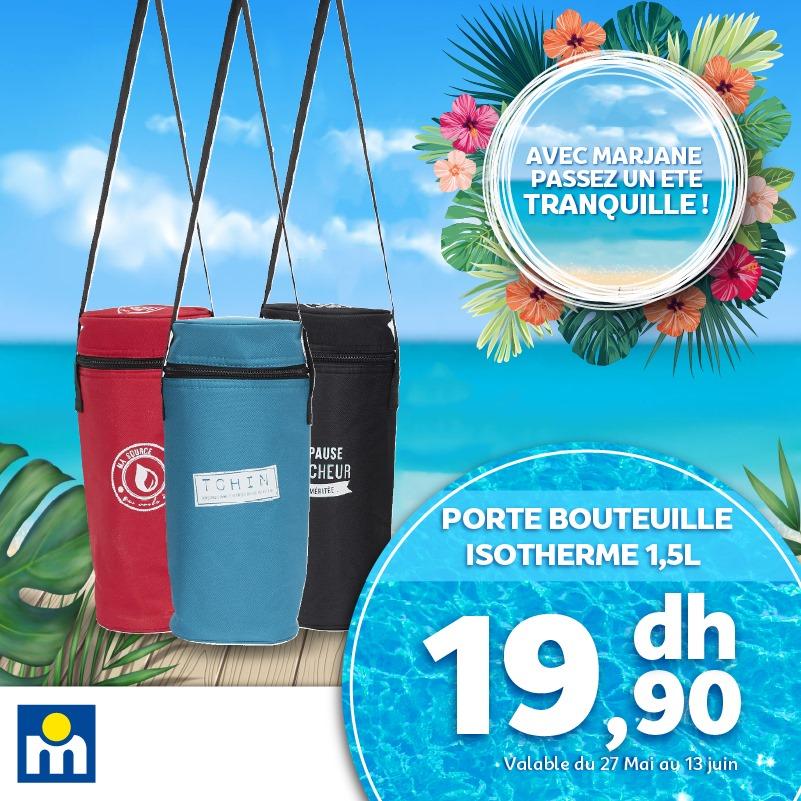 Offres d'été chez Marjane Spécial Glacières divers modèles et coloris Jusqu'au 13 Juin 2021
