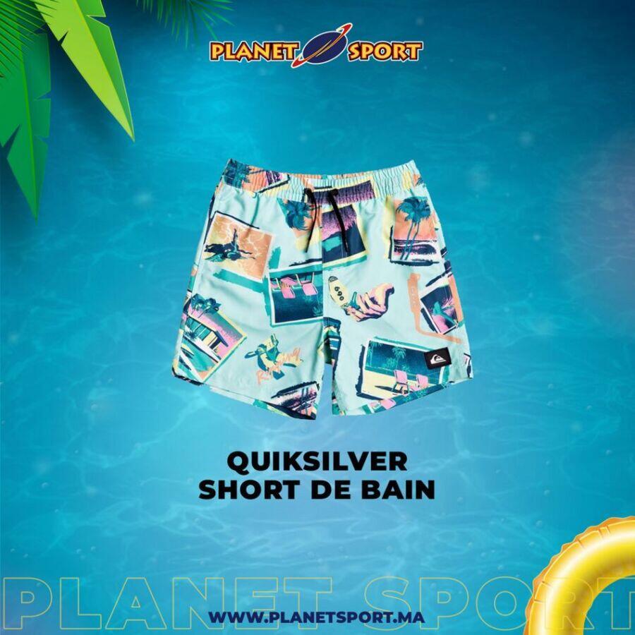 Lookbook Planet Sport Spécial Quiksilver valable jusqu'au 4 Juillet 2021