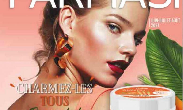 Catalogue Farmasi Maroc Charmez-les tous Edition Juin-Juillet-Août 2021