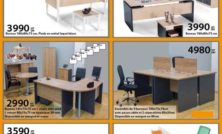 Catalogue Mobilia Office Valable dans la limite de stock disponible