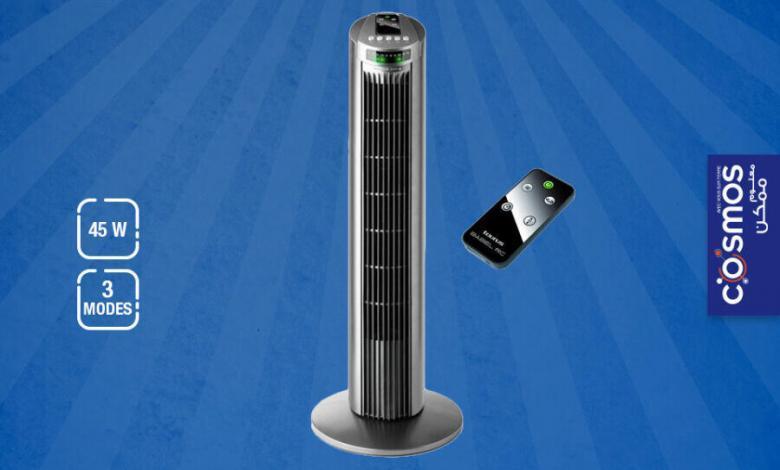 Offres Fraîcheurs chez Cosmos Electro Spécial Ventilateurs divers modèles et choix