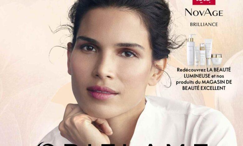 Catalogue Oriflame Maroc La Beauté à la Suédoise Edition Août 2021