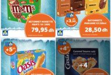 Offres Spéciale Marjane différentes saveurs de glaces jusqu'au 25 juillet 2021